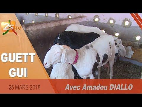 GUETT GUI DU 25 MARS 2018 AVEC AMADOU DIALLO
