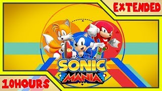 「10 Hours」 Stardust Speedway Boss - Sonic Mania Music Extended