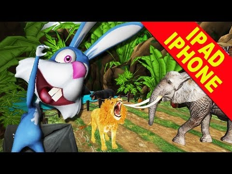 Bunny Jungle Run Trailer (iphone/ipad)