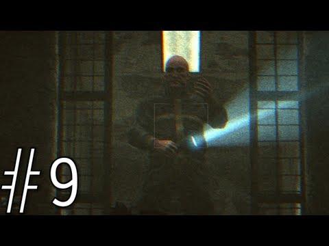 Outlast прохождение #9 - СВЯЩЕННИК ЗОВЕТ!