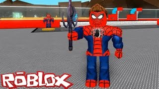 I am the Spider-Man Super Hero ROBLOX Tycoon