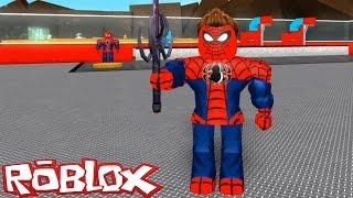 Ich bin Spiderman Superhelden ROBLOX Tycoon