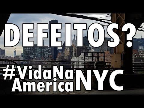 Os DEFEITOS de New York City   Hotel em MANHATTAN   Fomos TROLLADOS   #VidaNaAmericaNYC Ep2