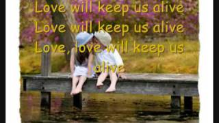 Scorpions - Love Will Keep Us Alive (lyrics)