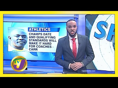 Preparation for Champs' will be Tricky - Carr | TVJ Sports