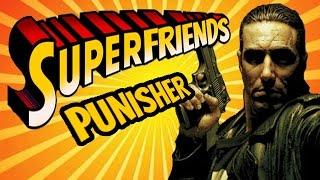 Punisher No Mercy/NES - The Amazing Superfriends!