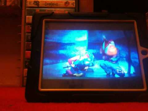 Finding Nemo The Musical IPAD V1 - YouTube