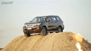 2018 Nissan Terra  - Ready To Fight Toyota Fortuner & Ford Everest !!