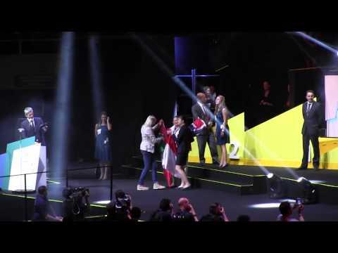 Yrkes-VM 2015: Jenny-Marlen S. Fossan vinner VM-gull