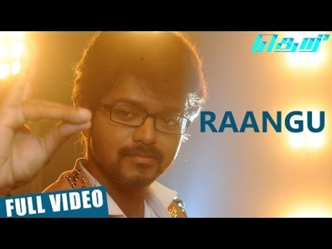 Raangu Official Video Song 1080P HD | Theri | Vijay, Samantha, Amy | Atlee | G V Prakash Kumar