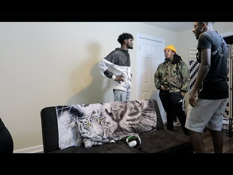 YOUR DISS TRACK WAS TRASH PRANK ON POUDII