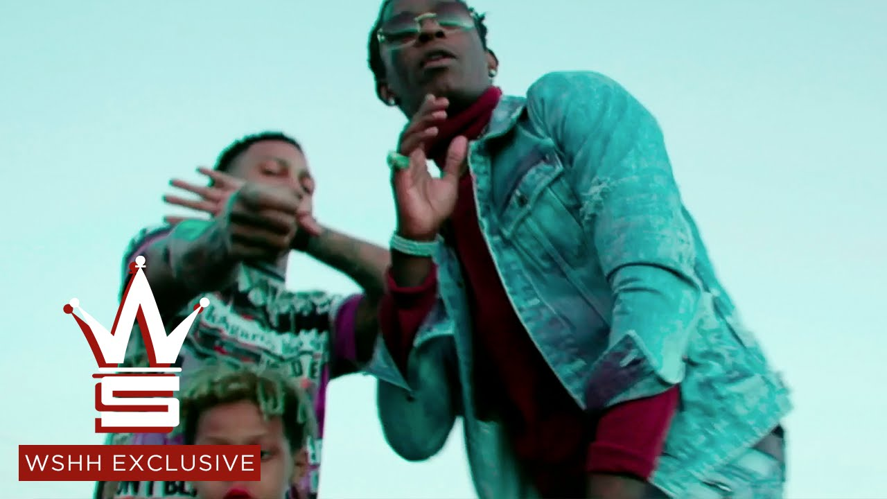 "Trouble ""Ready (Remix)"" Feat. Young Thug, Young Dolph & Big Bank Black"