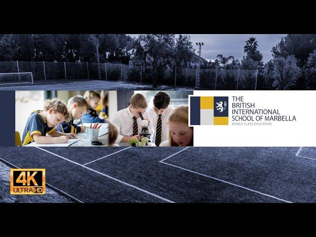 Micro Drone Video Tour Visit 4K I The British International School Marbella