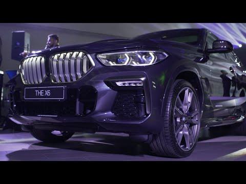 2020 BMW X6M50d G06 // ТИЗЕР | SB MEDIA
