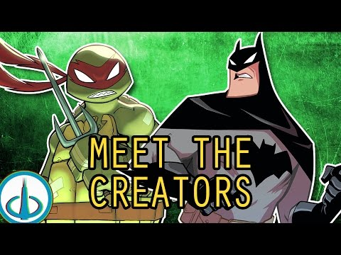 "The Creators of ""BATMAN/TMNT ADVENTURES"" 
