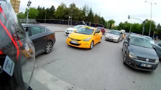 TürkChopper MK 19 Mayıs Ulusal Sürüş - Anıtkabir Ziyareti
