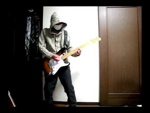 GLAYのWinter,againをギターで弾いてみた。