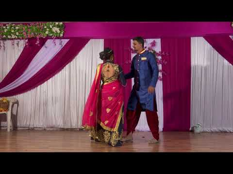 Couple Dance Romantic Song Parody (Ajit n Shanu)