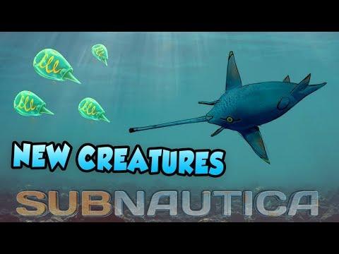 Subnautica Arctic - NEW CREATURES + BIOME REVEALED! | Subnautica Arctic Expansion News