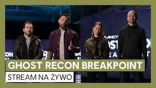 Zapowiedź GHOST RECON BREAKPOINT - stream na żywo