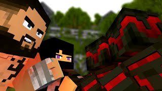 """Grateful"" A Minecraft Original Music Video ♪"