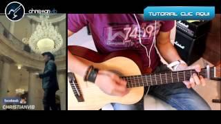 el amor de su vida julion alvarez acustico guitarra cover demo christianvib