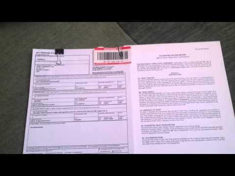 UCC-1 & Trust (Status Correction In Commerce)