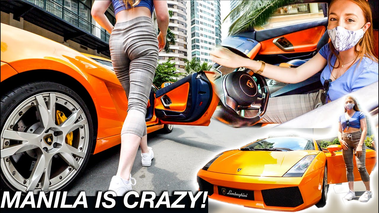 Download Driving Supercars around MANILA with CRAZY RICH FILIPINOS!