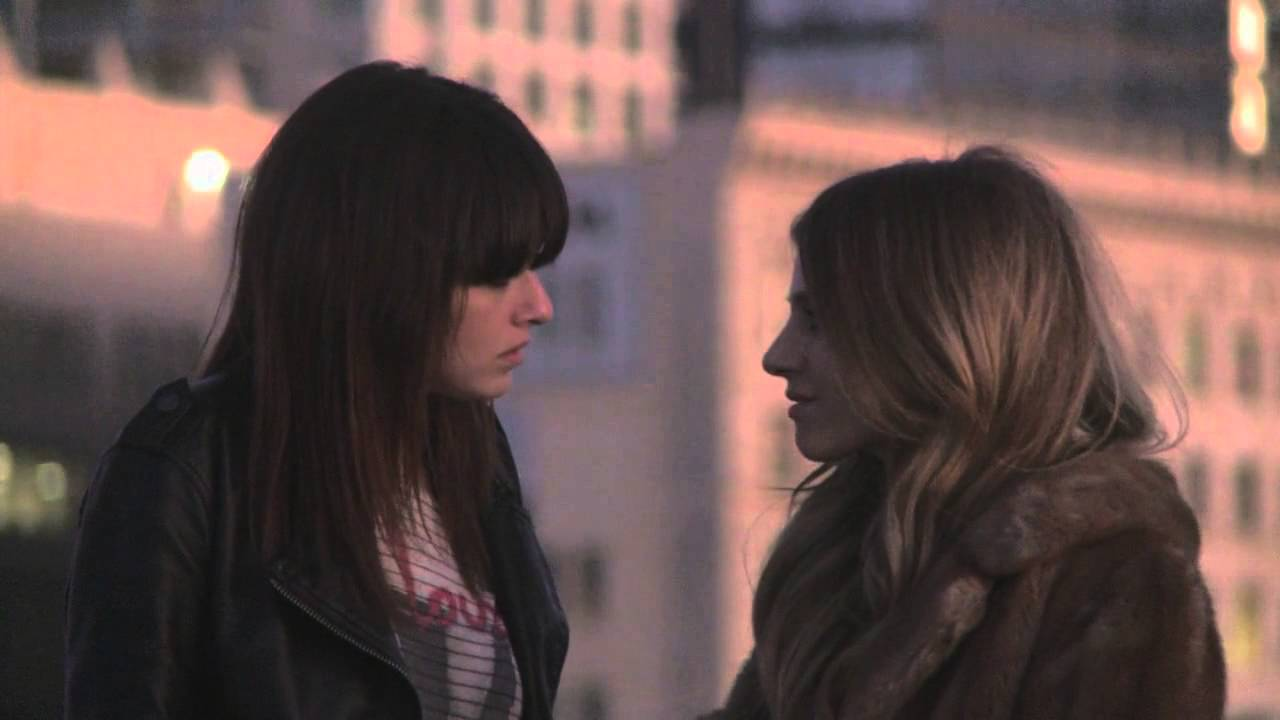 through the night - lesbian short film - youtube