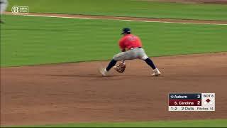 Auburn Baseball vs South Carolina Game 1 Highlights