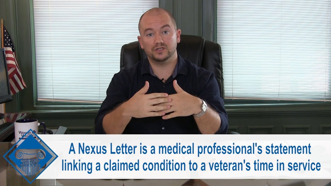 VA Disability Benefits Nexus Letter: How to use it after a vet claim