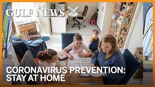 Coronavirus prevention: A Gulf News reminder to stay safe at home
