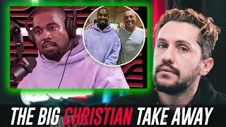 Kanye West on @PowerfulJRE 1 BÏG Take Away For Every Christian, Ruslan Reacts