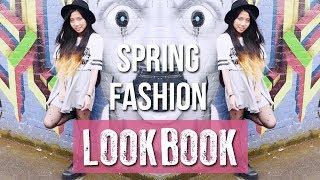 SPRING'14 FASHION LOOKBOOK