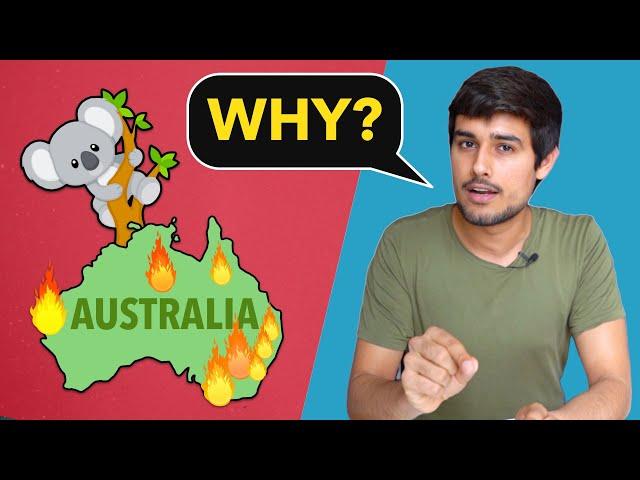 Australia Bushfires | Explained by Dhruv Rathee