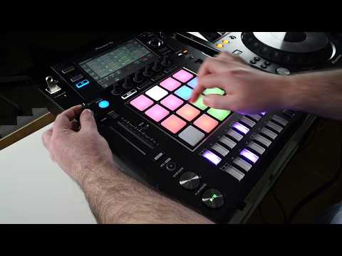 Pioneer DJS-1000 First Jam with Techno House Demo Kit