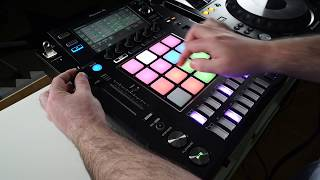 Pioneer DJS 1000 First Jam With Techno House Demo Kit