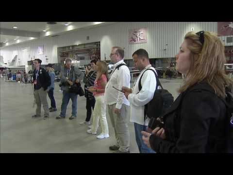 NASA's Alternative Fuels Research Showcased at NASA Social / Media Day