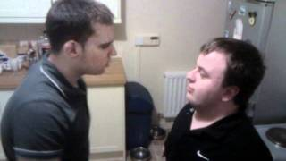 Dwarf slap to face Thumbnail