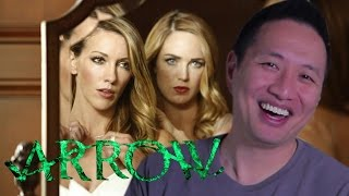 Repeat youtube video Arrow 5x08 Reaction and Review