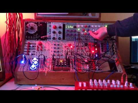 Eurorack ambient chords HQ elements + clouds + penrose