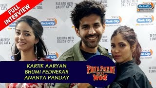 Kartik Aaryan: There shouldn't be emotional cheating in a relationship | Pati Patni Aur Woh