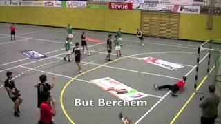 Handball U14 HC Berchem HC Standard Luxembourg
