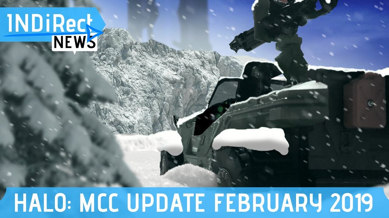 Halo: MCC Update February 2019 - INDiRect news