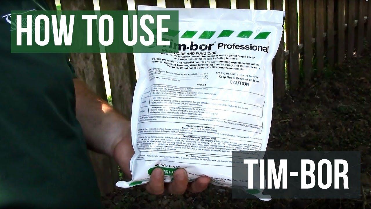 Timbor Application