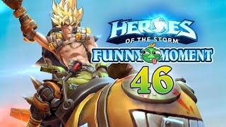 【Heroes of the Storm】Funny moment EP.46