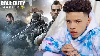 Call of duty mobile montage Lil mosey blueberry faygo(snipers only )