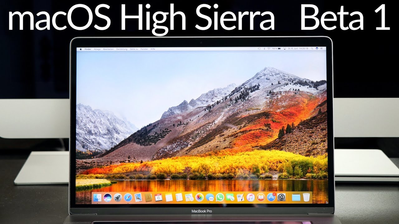 maxresdefault Installing MacOS 10.13 High Sierra Beta on your Mac  Step by step guide