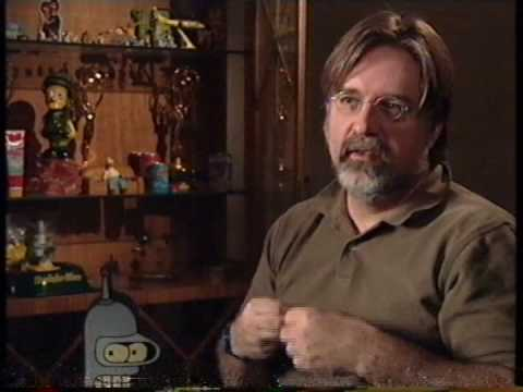 My Wasted Life - Matt Groening part 1