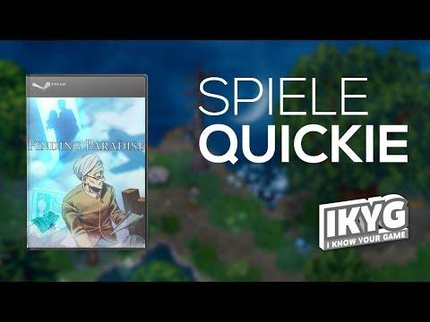 Der Spiele-Quickie - Finding Paradise